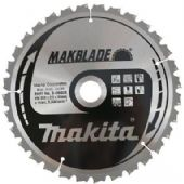 Makita 255x30mm TCT MakBlade Mitre Saw Blade - 32 Teeth (B-08925)
